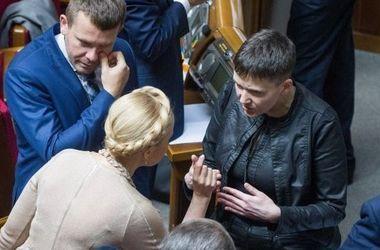 Надія Савченко. Фото: Facebook