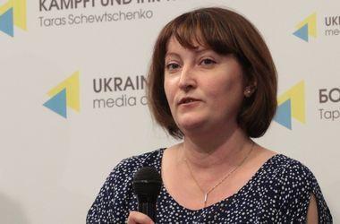 Наталія Корчак. Фото: uacrisis.org