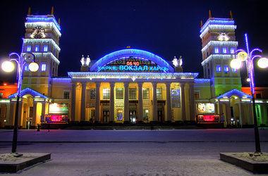 Вокзал «Харьков-пассажирский». Фото: flickriver.com