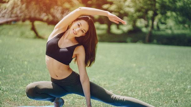 Йога дуже корисна для організму