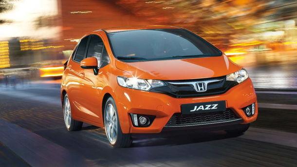 Honda Jazz признана одним из лучших женских автомобилей года. Фото: motorglobe.org