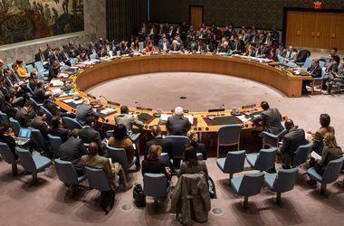 Совбез ООН. Фото: AFP