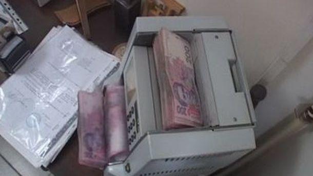 СБУ ликвидировала конвертцентр. Фото: пресс-служба СБУ
