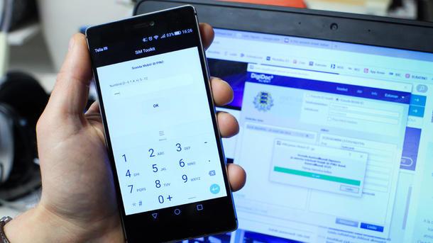 Чтобы получить доступ к MobileID, нужно будет заменить SIM-карту в оператора и авторизоваться. Фото: Postimees