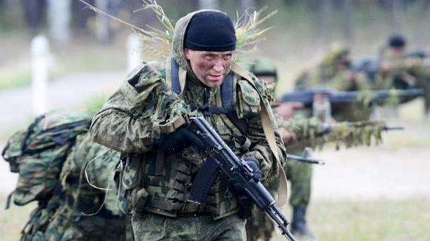 Российские военные. Фото: voenpro.ru