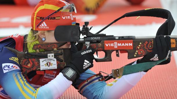 Юлия Джима едет на чемпионат Европы. Фото AFP
