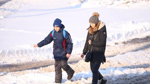 09520ca6 Прогноз погоды на февраль: морозы и снегопады продолжатся, но к концу  месяца обещают слякоть - Новости Украины - Последний месяц зимы может  оказаться еще ...