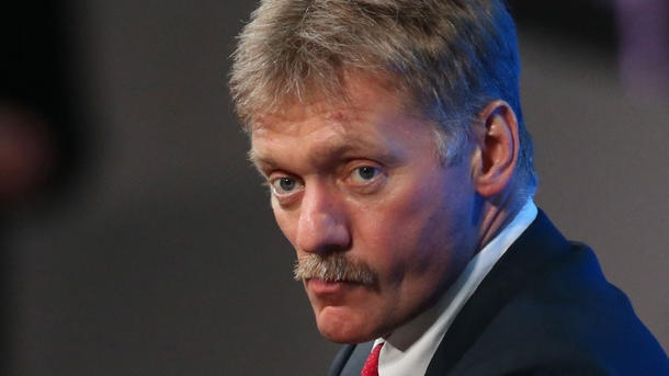 Дмитрий Песков, фото news-front.info