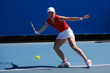 Мария Корытцева - во втором круге Australian Open. Фото sapronov.org