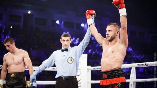 Макс Бурсак вперше проведе чемпіонський бій. Фото k2ukraine.com