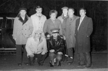 Вместе. Следственная группа Серпокрыловой (она в центре) по делу Борисенко. Фото из личного архива