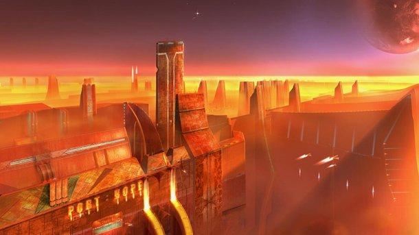 ОАЭ хотят построить город на Марсе. Фото из открытых источников