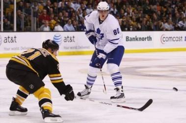 """""""Торонто"""" на выезде по буллитам переиграл """"Бостон"""". Фото AFP"""