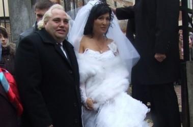 Роберт Флетчер с супругой Ольгой