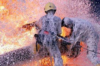 """Пожар, фото """"Сегодня"""""""