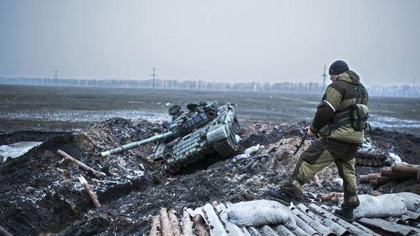 Боевики заговорили о смене руководства. Фото: AFP
