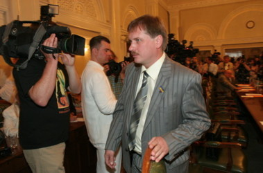 "Чорновилу не нравятся проверки СБУ, фото ""Сегодня"""