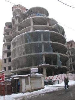 Дом, в котором Яков строил квартиру