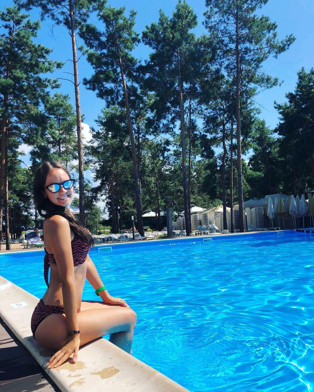 Украинская телеведущая поразила идеальной фигурой: восхитился даже олимпийский чемпион