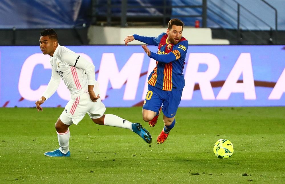 Реал обыграл Барселону с шедевром от Бензема: видео голов