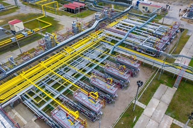 ДТЭК Нефтегаз добыл дополнительно 1,5 млрд куб. м газа благодаря внедрению новейших технологий