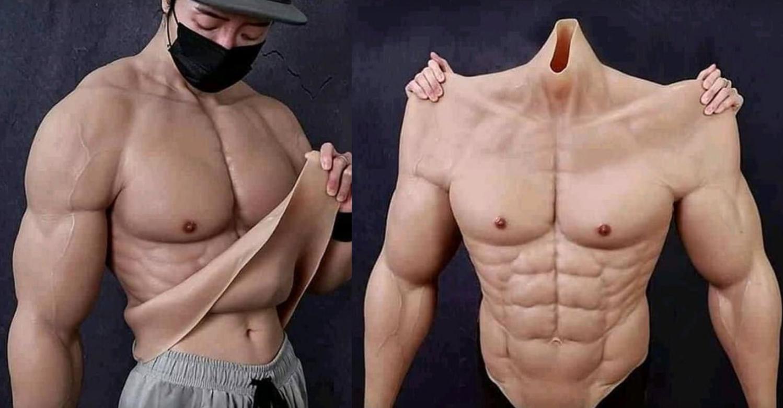 Силіконові костюми тіла