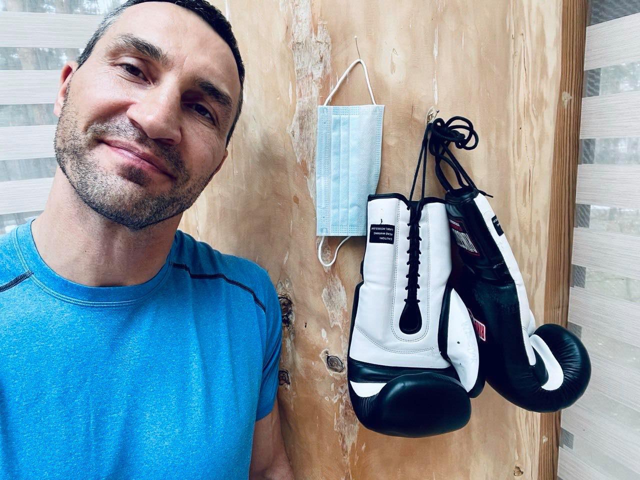 После пандемии Владимир Кличко вернется в бокс