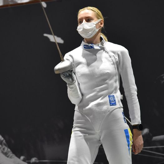 Пришлось всех заколоть! Украинка забрала олимпийскую лицензию
