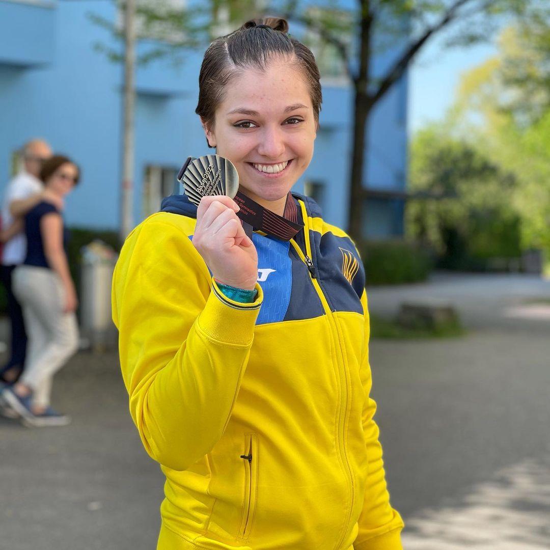 Из запасных – на пьедестал! Огненный прорыв украинской гимнастки