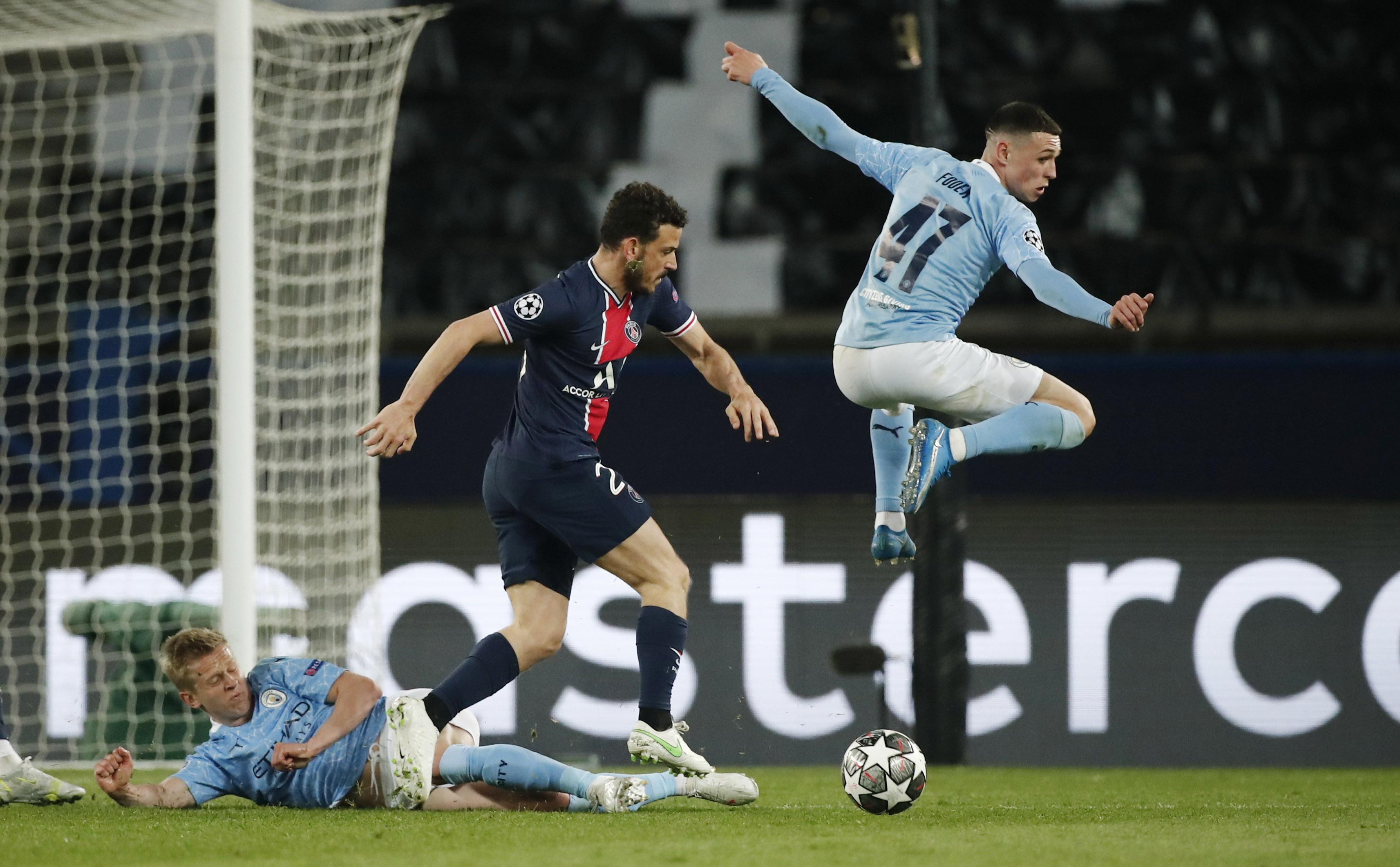 Круче – некуда: Зинченко вошел в сборную Лиги чемпионов