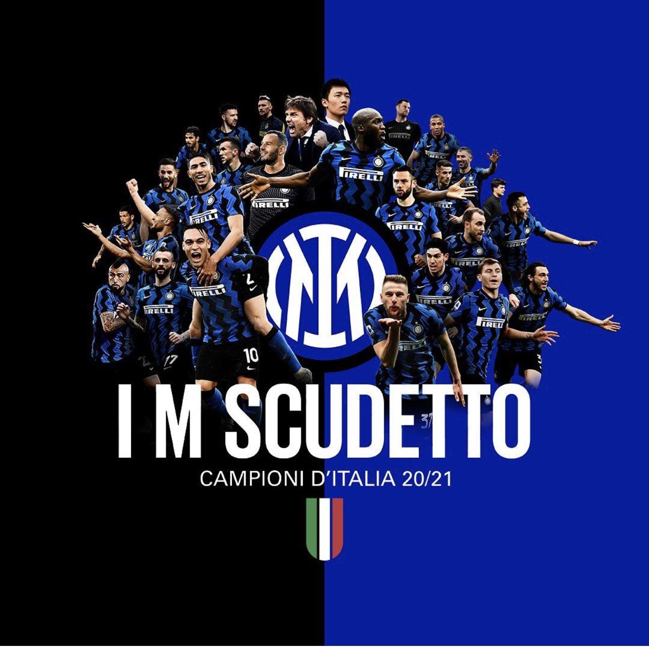 Интер – досрочный чемпион Италии благодаря осечке команды Малиновского