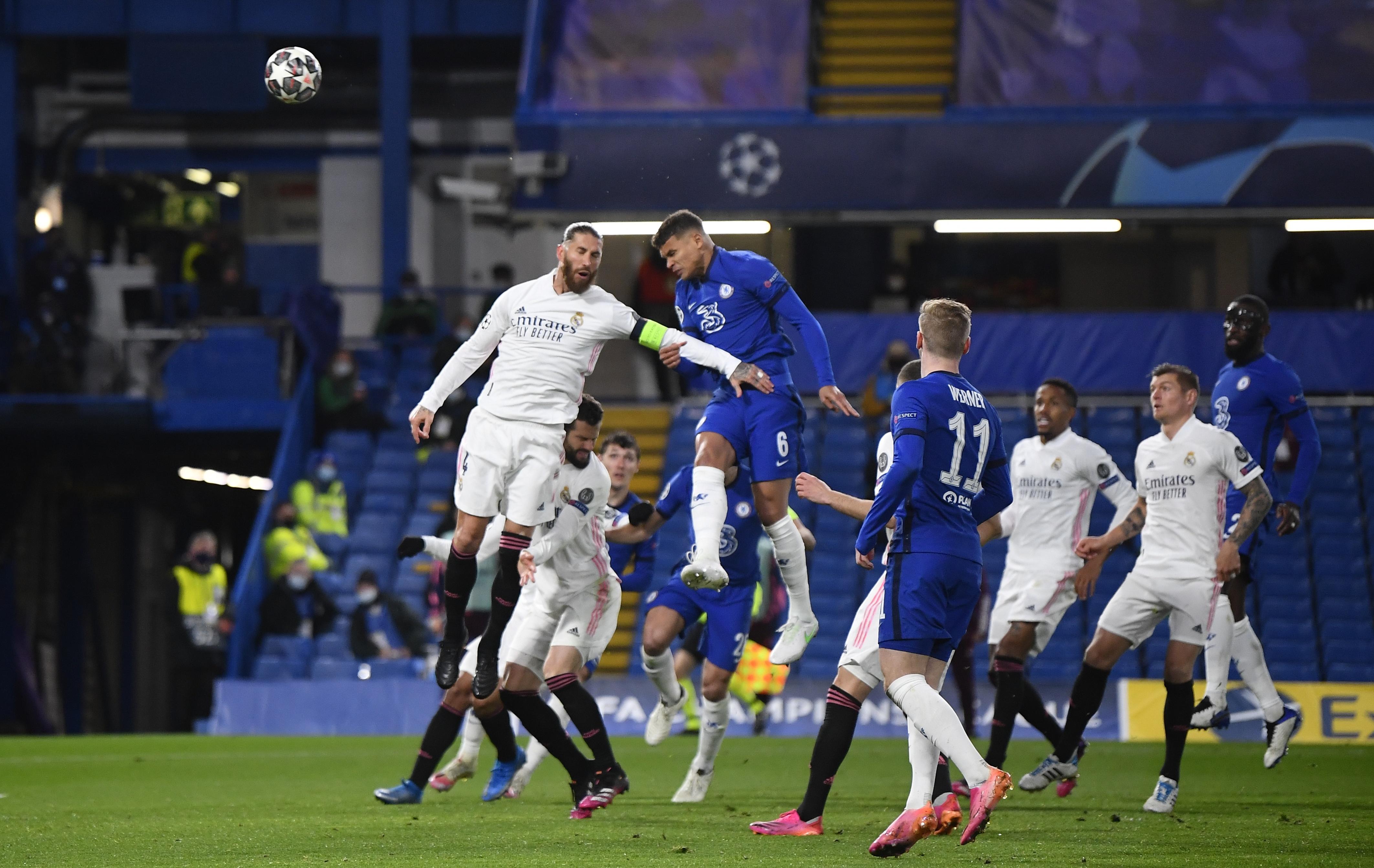 Второй английский финал Лиги чемпионов за 3 года: Челси отправил Реал отдыхать
