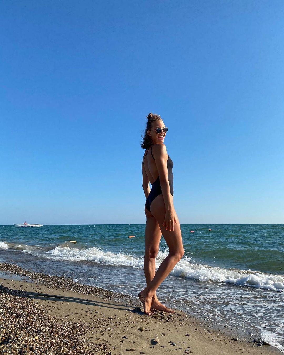 Горячая Марта: соблазнительные фото украинской звезды водного Евро